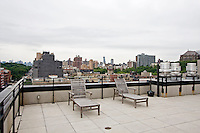 Roof Deck at 304 West 115th St