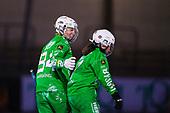 Bandy, Dam, Allsvenskan, Hammarby - IFK Rättvik