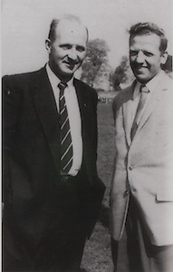 """Between 1949 and 1958 Cork and Tipperary met 9 times in the Munster Championship. Cork won five and Tipperary four. Apart from 1953 when Cork won by five points the margin was three points or less in the other eight meetings. Crowds in excess of 40,000 followed the two great rivals of the era. Cork's Christy Ring and Tipperary's Mickey """"The Rattler"""" Byrne met many times in the heat of battle in that period."""