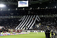 coreografia tifosi Juventus Supporters <br /> Torino 03-01-2018 Allianz Stadium Calcio Coppa Italia Quarti di Finale Juventus - Torino foto Image Sport/Insidefoto