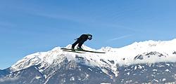 03.01.2012, Bergisel-Stadion, Innsbruck, AUT, 60. Vierschanzentournee, FIS Ski Sprung Weltcup, Training, im Bild Gregor Schlierenzauer (AUT) // Gregor Schlierenzauer of Austria during a practice session of 60th Four-Hills-Tournament FIS World Cup Ski Jumping at Bergisel-Stadion, Innsbruck, Austria on 2012/01/03. EXPA Pictures © 2012, PhotoCredit: EXPA/ Peter Rinderer