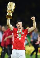 DFB Pokalfinale 2016 FC Bayern Muenchen - Borussia Dortmund