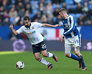 Bolton Wanderers v Chesterfield  01/04/2017