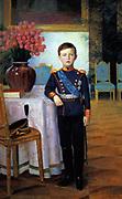 Sergey Egornov  (died 1920) Tsarevich Alexei Romanov1904-1918