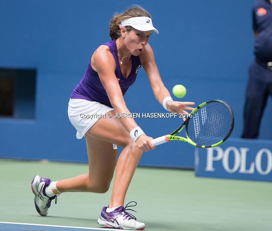 JOHANNA KONTA (GBR)<br /> <br /> Tennis - US Open 2016 - Grand Slam ITF / ATP / WTA -  USTA Billie Jean King National Tennis Center - New York - New York - USA  - 4 September 2016.