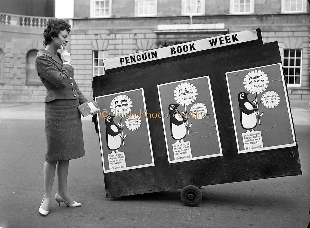 Penguin Book Week Launch<br /> 07/06/1959
