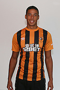 Hull City Tigers Portraits 2014/15