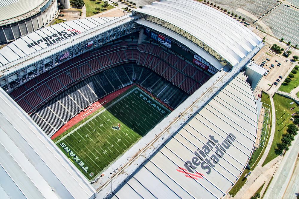 NRG Stadium (formerly Reliant Stadium)