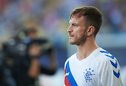 September 20, 2018 - Vila-Real, Castellon, Spain - Andrew Halliday of Rangers FC during the UEFA Europa League Group G match between Villarreal CF and Rangers FC at La Ceramica Stadium on September 20, 2018 in Vila-real, Spain. (Credit Image: © Maria Jose Segovia/NurPhoto/ZUMA Press)