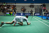 GRAND PRIX BADMINTON MEXICO CITY SEMIFINALS