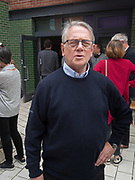 JOHN MYERS, Opening of the Martin Parr Foundation party,  Martin Parr Foundation, 316 Paintworks, Bristol, BS4 3 EH  20 October 2017