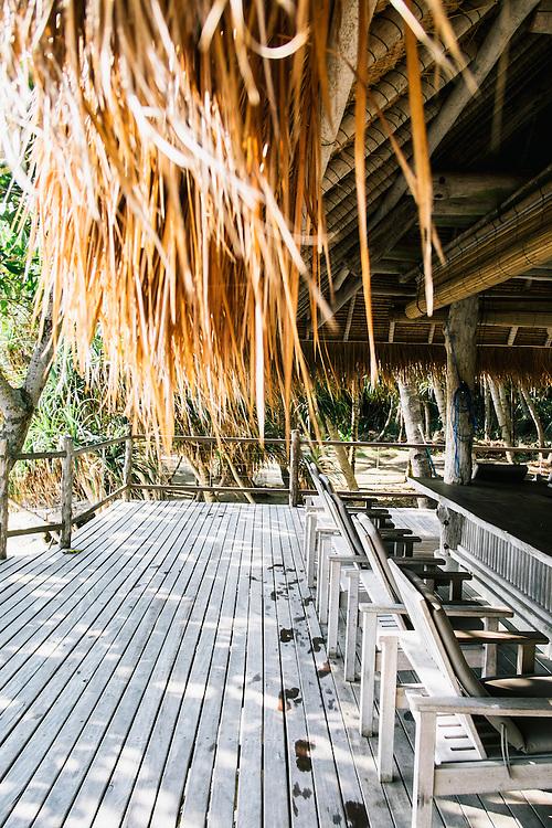 Bars at Nikoi Island