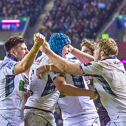 Edinburgh Rugby v Glasgow Warriors | 1872 Cup | 23 December 2017