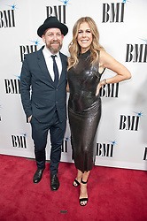 Nov. 13, 2018 - Nashville, Tennessee; USA - Actress RITA WILSON and Musician KRISTIAN BUSH  attends the 66th Annual BMI Country Awards at BMI Building located in Nashville.   Copyright 2018 Jason Moore. (Credit Image: © Jason Moore/ZUMA Wire)