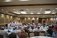 18 SEP 2015: The annual meeting for Trout Unlimited held at the Hilton in Scranton,PA.