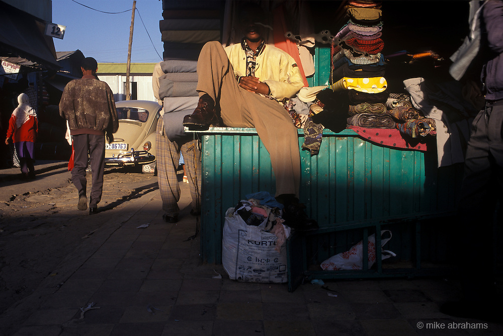 The mercato. the market. Addis Ababa, Ethiopia