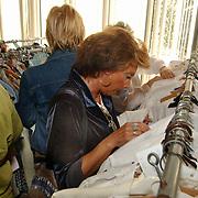 25 Jaar kledingbeurs UVV Goede Herderkerk Huizen