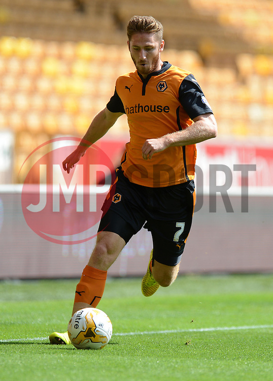 Wolverhampton's James Henry  - Photo mandatory by-line: Alex James/JMP - Tel: Mobile: 07966 386802 2/08/2014 - SPORT - FOOTBALL - Bristol - Memorial Ground  -   Wolverhampton vs  Celta Vigo - preseason