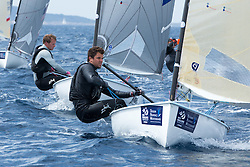 2014 ISAF Sailing World Cup, Hyeres, France