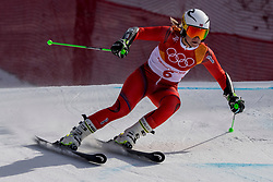15-02-2018 KOR: Olympic Games day 6, PyeongChang<br /> Alpine Skiing Ladies Giant Slalom / Ragnhild Mowincjel of Norway