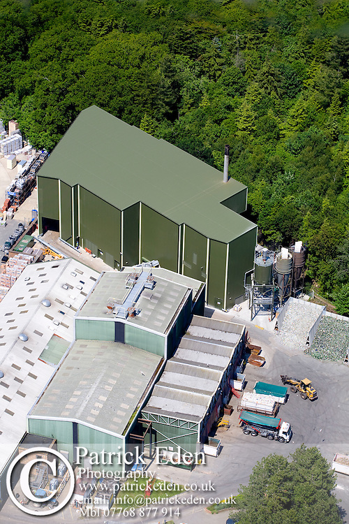 Power Plant, station, Parkhurst Forest, Waste, recycle, Island Waste, Newport, Isle of Wight, England, UK Photographs of the Isle of Wight by photographer Patrick Eden photography photograph canvas canvases