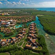 Banyan Tree hotel, MayaKoba. Riviera Maya, Mexico.
