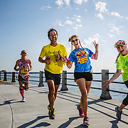 Images from the 2015 May Day Marathon by Onshore Racing at Isle of Palms, Sullivan's Island, Mount Pleasant, Charleston, James Island and Folly Beach, South Carolina
