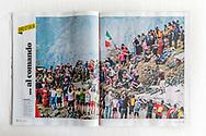 Giro d'Italia 2018, Sportweek RCS. SportWeek_N_22_02_Giugno_2018 pag3<br /> <br /> 101st Giro d'Italia (2.UWT) 2018