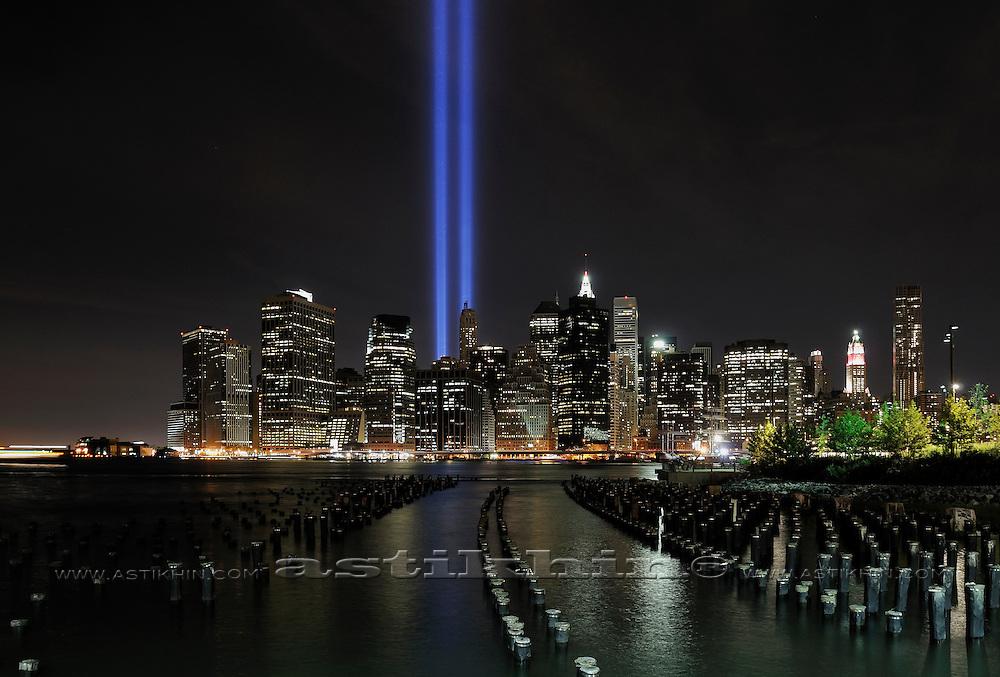 We Shall Never Forget September 11