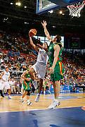 DESCRIZIONE : Madrid Spagna Spain Eurobasket Men 2007 Italia Lituania Itlay Lithuania <br /> GIOCATORE : Massimo Bulleri <br /> SQUADRA : Nazionale Italia Uomini <br /> EVENTO : Eurobasket Men 2007 Campionati Europei Uomini 2007 <br /> GARA : Italia Lituania Italy Lithuania <br /> DATA : 08/09/2007 <br /> CATEGORIA : Tiro <br /> SPORT : Pallacanestro <br /> AUTORE : Ciamillo&amp;Castoria/T.Wiedensohler <br /> Galleria : Eurobasket Men 2007 <br /> Fotonotizia : Madrid Spagna Spain Eurobasket Men 2007 Italia Lituania Italy Lithuania <br /> Predefinita :
