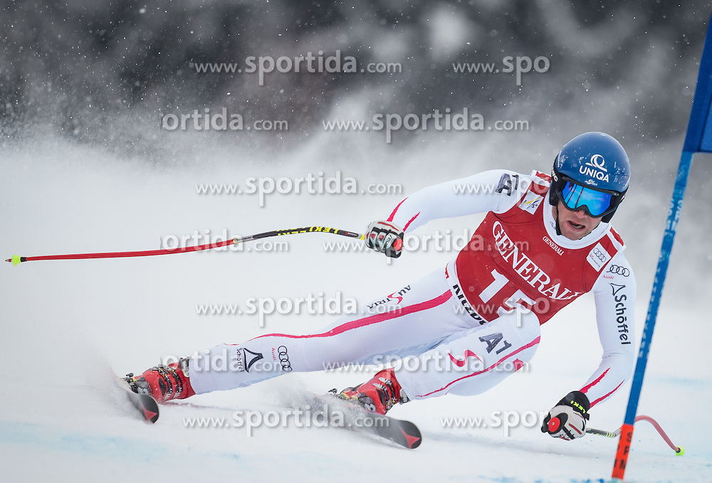 25.01.2013, Streif, Kitzbuehel, AUT, FIS Weltcup Ski Alpin, Super G, Herren, im Bild Benjamin Raich (AUT) // Benjamin Raich of Austria in action during mens SuperG of the FIS Ski Alpine World Cup at the Streif course, Kitzbuehel, Austria on 2013/01/25. EXPA Pictures © 2013, PhotoCredit: EXPA/ Johann Groder