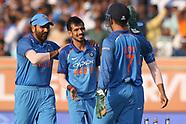 Cricket - India v Sri Lanka 3rd ODI at Vizag