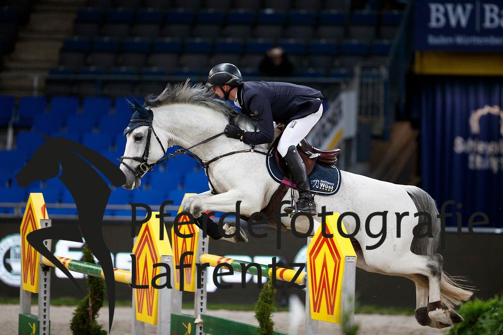 Haßmann, Felix (GER) Cayenne WZ<br /> Stuttgart - German Masters 2016<br /> © www.sportfotos-lafrentz.de