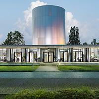 Wolkenlabor Leipzig , Nutzer: Institut für Troposphärenforschung , Architekt: schulz & schulz , Fertigstellung: 2005 , Auftraggeber: Institut für Troposphärenforschung