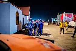 January 11, 2019 - Arequipa, Peru - AREQUIPA, PU - 11.01.2019: DAKAR 2019 - Andrey Karginov (RUS) during the Dakar Rally 2019, on Friday (11), in Arequipa, Peru. (Credit Image: © Duda Bairros/Fotoarena via ZUMA Press)