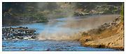 Mara River crossing. Maasai Mara, Kenya.  Nikon D4, 200-400mm @ 240mm, f4, 1/2500sec, ISO320, Aperture priority