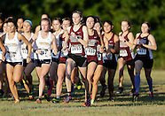 OC Women's Cross Country UCO Land Run - 9/3/2016