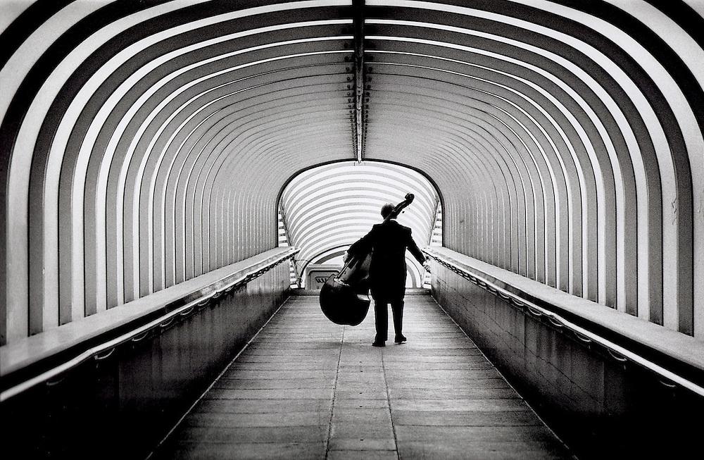London Sinphonia Bassist
