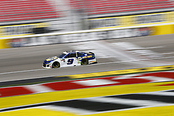 March 2, 2018 - Las Vegas, Nevada, United States of America - March 02, 2018 - Las Vegas, Nevada, USA: Chase Elliott (9) takes to the track to practice for the Pennzoil 400 at Las Vegas Motor Speedway in Las Vegas, Nevada. (Credit Image: © Justin R. Noe Asp Inc/ASP via ZUMA Wire)