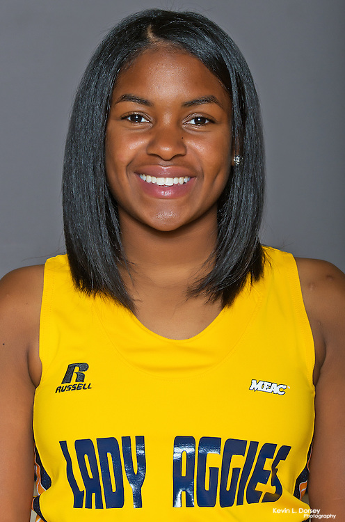 2015 A&T Women's Basketball Team Pictures