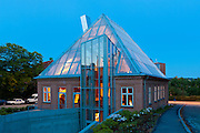 Counceling Center (Hejmdal) Danish Cancer Society, Aarhus, Denmark. Architect: Gehry Partners, LLP
