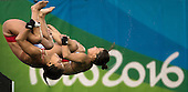 Meaghan Benfeito and Roseline Filion 10m diving