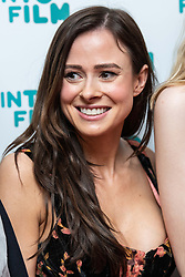 Camilla Thurlow attending the fifth annual Into Film Awards, held at the Odeon Luxe in Leicester Square, London.