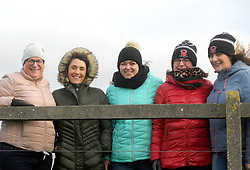 Supporting Ballinrobe at the Junior Cup match were<br />
