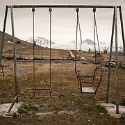 Playground, Pyramiden