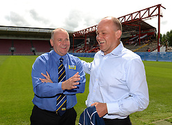 Jones Building Group lead rugby sponsor with Bristol Rugby  - Photo mandatory by-line: Dougie Allward/JMP - 07966 386802 - 09/07/2015 - SPORT - Bristol, England - Ashton Gate Stadium - Bristol Sport Preseason Sponsor Photos.