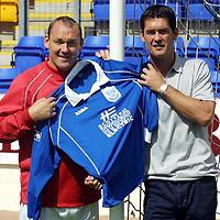 St Johnstone FC August 2001