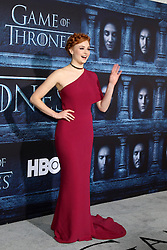 Sophie Turner at the Game of Thrones Season 6 Premiere Screening at the TCL Chinese Theater IMAX on April 10, 2016 in Los Angeles, CA. EXPA Pictures © 2016, PhotoCredit: EXPA/ Photoshot/ Kerry Wayne<br /> <br /> *****ATTENTION - for AUT, SLO, CRO, SRB, BIH, MAZ, SUI only*****