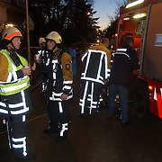 Brand in woning met rieten kap Driftweg 202 Huizen, cadi, koffie en afwisseling