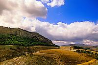 Greek Temple, Segesta, Sicily, Italy